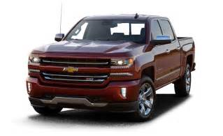 Chevrolet Maker 2016 Chevy Silverado Release Date Price Colors Review