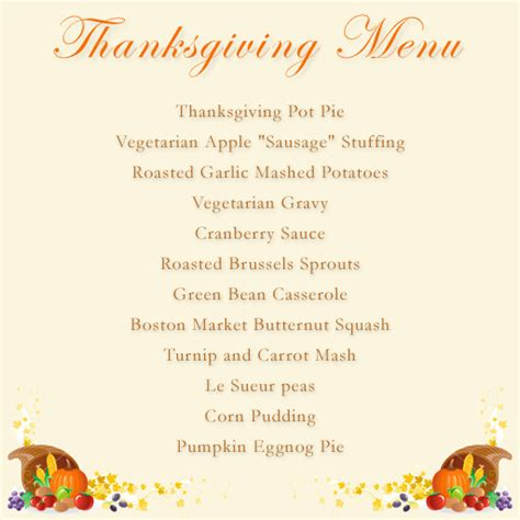 11 Best Photos Of Thanksgiving Menu Food Traditional Thanksgiving Menu Thanksgiving Menu Thanksgiving After Effects Template