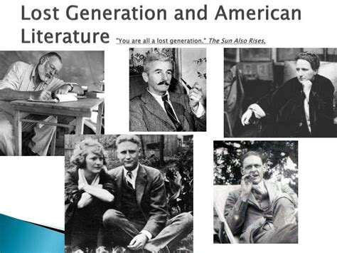 themes in lost generation literature ppt 1920s culture powerpoint presentation id 1781540
