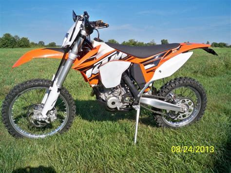 Ktm 250 Road Buy 2013 Ktm 250 Xcf W Road On 2040motos