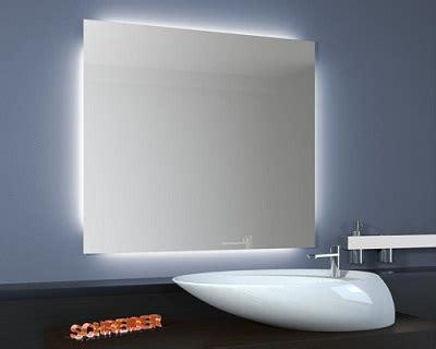 spiegel mit indirekter beleuchtung badezimmerspiegel mit indirekter beleuchtung glas