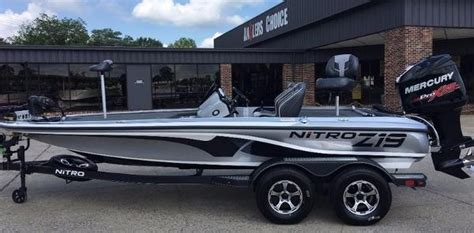 nitro boats for sale in virginia used nitro bass boats for sale in virginia page 1 of 1