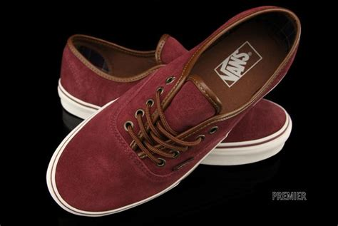 Authentic Maroon vans authentic maroon beautymix nu