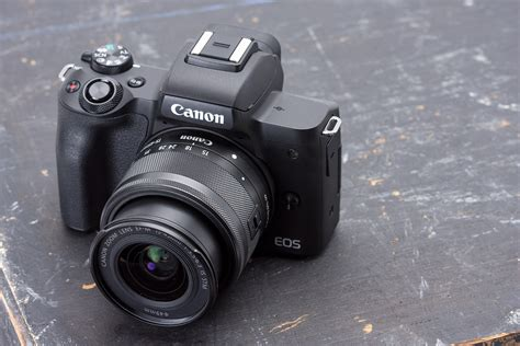 canon reviews canon eos m50 impressions review digital