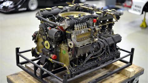 porsche  flat  engine rebuilt   minutes