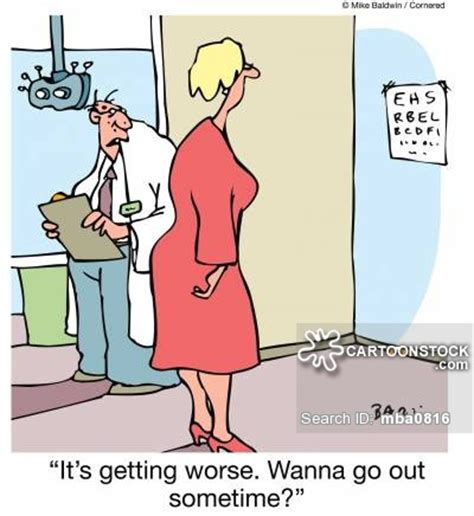 bad eyesight cartoons and comics funny pictures from