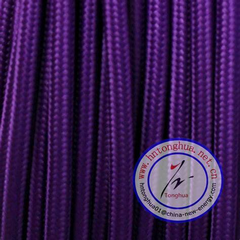 colourful vintage fabric cable colored textile copper