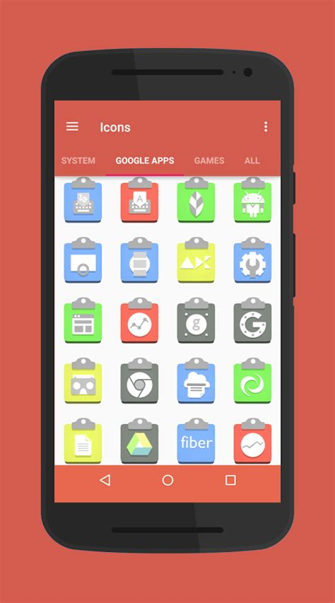 icon themes apps clipboard icon pack theme 187 apk thing android apps free