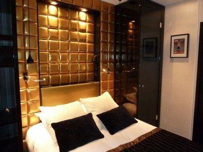 chambre noir et or deco or et noir cette chambre 224 coucher en or avec un