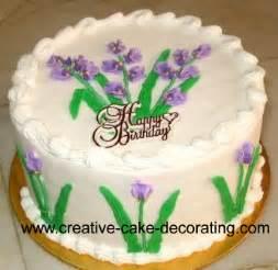 kuchen dekorieren geburtstag birthday cake idea