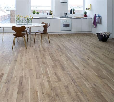 Junckers 14mm Nordic Oak Harmony Solid Oak Flooring