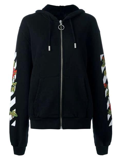 design zip hoodie uk indie designs striped roses print zip hoodie indie