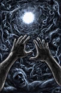 30 terrifying examples of horror digital art creativefan