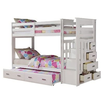 Bunk Bed Target by Allentown Bunk Bed White Acme Target