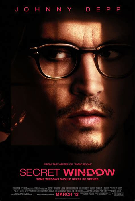 film secret window adalah secret window movie review film summary 2004 roger ebert