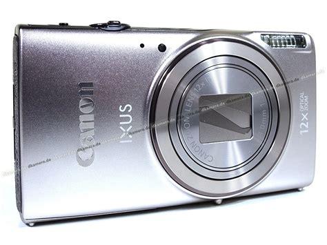 Kamera Canon Ixus 285 Hs die kamera testbericht zur canon ixus 285 hs testberichte dkamera de das digitalkamera