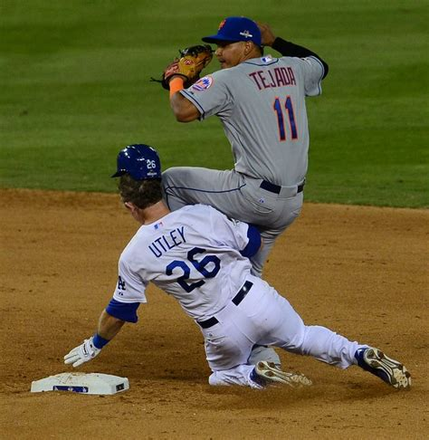 Look Inside A Colin Utley nlds 2 utley and the dodgers slide into new york with a win inside the dodgers