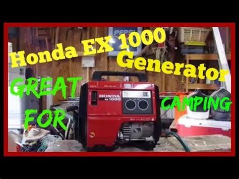 Strika Maspion Ex 10000 Ex1000 honda ex1000 generator cold start part1 doovi