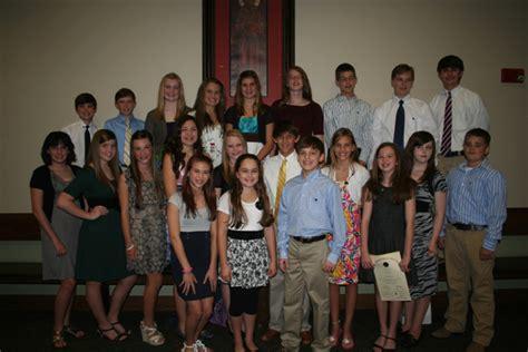 St George School Beta Club st alphonsus school inducts new beta club members centralspeaks