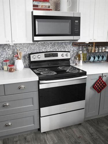 1 6 cu ft the range microwave black amana 1 6 cu ft the range microwave black on