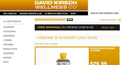 David Kirsch S 48 Hour Detox Diet by 42 Detox Diets For Weight Loss Liver Cleansing Bembu