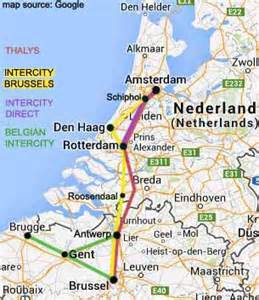 Car Rental From Amsterdam To Brugge How To Travel Amsterdam To Bruges Or Ghent