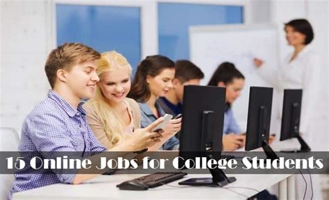 15 online jobs for college students that pay 2000 month
