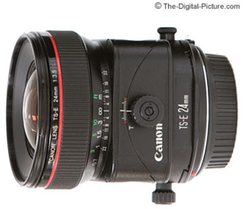 canon ts e 24mm f/3.5l tilt shift lens review