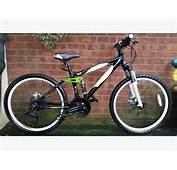 Carrera Detonate Mountain Bike24wheels 21 Speed Full Suspension
