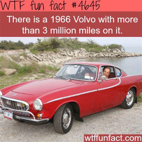 volvo    million miles   wtf