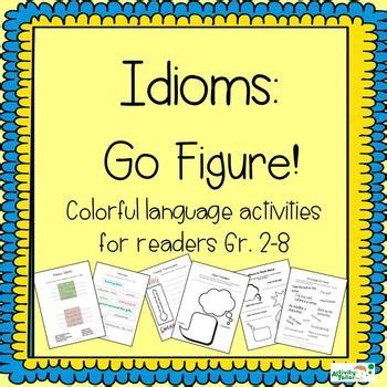 17 best images about idioms speech on
