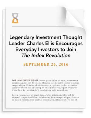 the firm revolution books legendary investment thought leader charles ellis