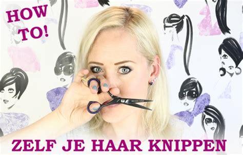 Haar Knippen by Zelf Je Haar In Lagen Knippen