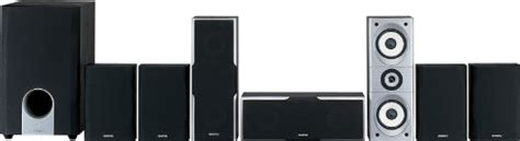 onkyo sks ht540 7 1 channel home theater speaker system