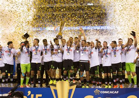 mexican national mexico wins 2015 concacaf gold cup world soccer talk