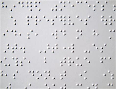 how to write braille on paper frye museum chamber artist