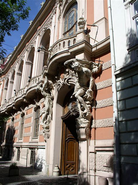 House Of by Library In House Of Scientists Lviv Ukraine