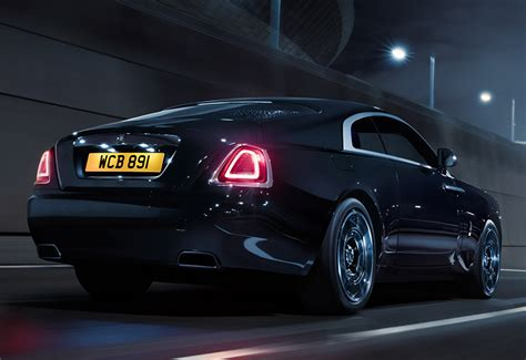 2016 rolls royce wraith black badge specifications