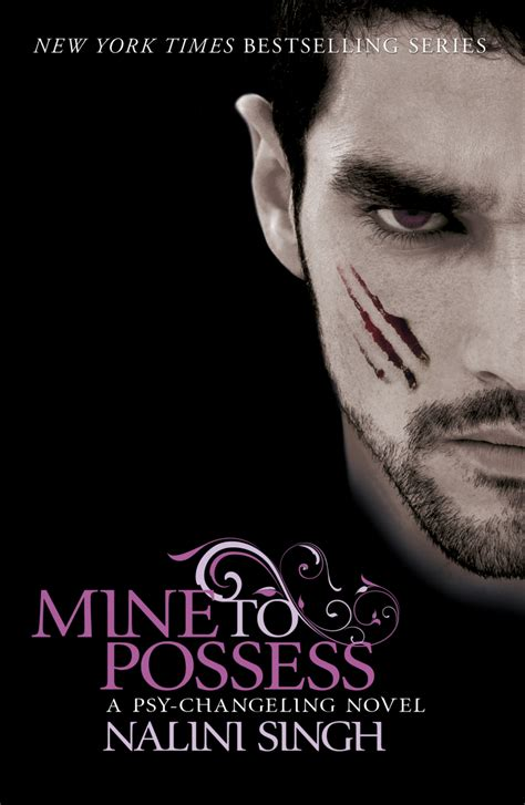 mine to possess psy changeling book 4 by nalini singh
