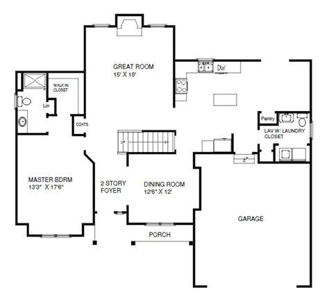 main street homes floor plans main street homes floor plans