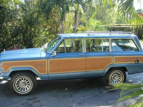 1991 Jeep Grand Find Used 1991 Jeep Grand Wagoneer Base Sport Utility 4