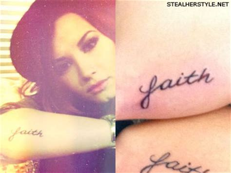 demi lovato arm tattoo demi lovato fashion