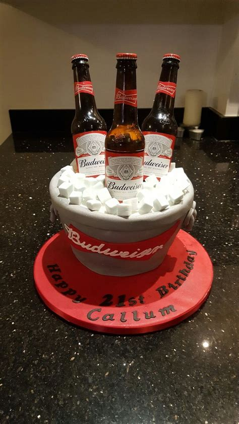budweiser cake best 25 budweiser cake ideas on cakes