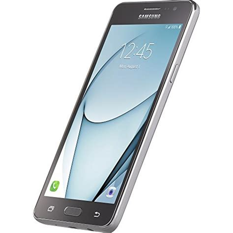 simple mobile samsung galaxy   lte prepaid smartphone    airtime bundle