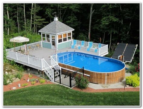 images of above ground pools above ground pool decks images decks home decorating