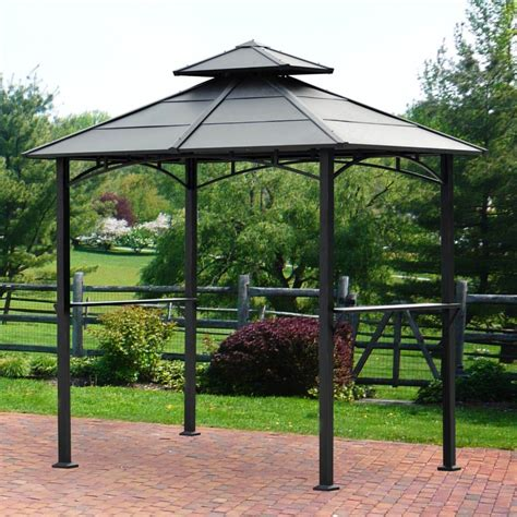 hardtop grill gazebo hardtop gazebos best 2018 choices sorted by size