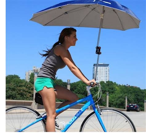 Nubrella Ultimate Weather Protector It Or It by Eccentric Weather Protection For Cyclists
