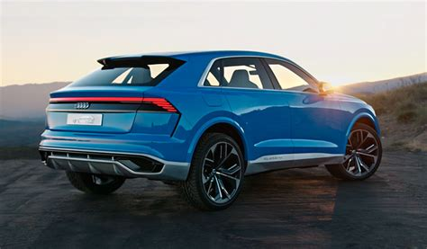 audi q8 e concept will challenge x6 and gle coupe