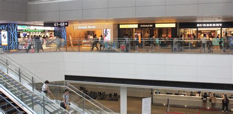 Narita Airport Floor Plan by Narita Airport Opens Four Exclusive New Boutiques
