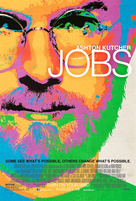 movie poster design jobs steve jobs movie jobs 2013 a journey from struggle to